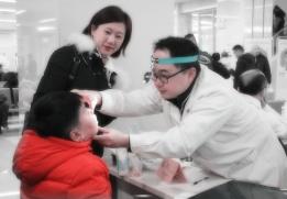 【民生医院摄影赛】 宝宝,长大嘴巴!