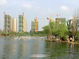 湖水清清双清湾