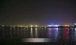 双清湾公园夜景