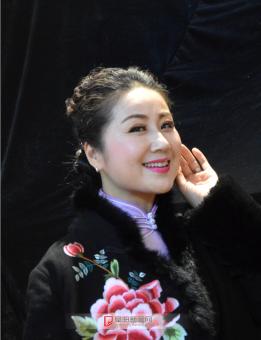 国家一级演员、阜阳演艺公司指导马步峰