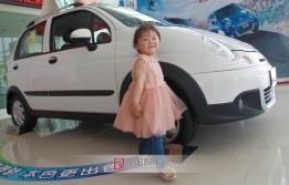 一岁半的小车模(2013.5.22)