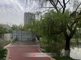 文峰公园唯一出入口在南门