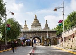 青海塔尔寺