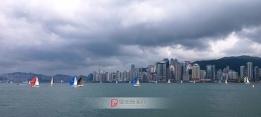 远眺香港——(卡片机拍摄,同分享)