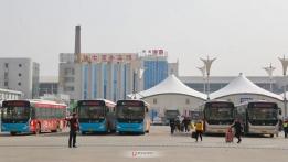 阜阳新闻网网友走进阜阳公交采风花絮(2)