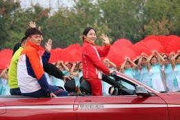 阜阳十三届运动会精英-邓琳琳
