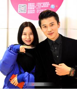 2018阜阳网络春晚魔术师刘怀义和他的美女搭档