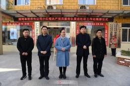 国家电网安徽电力 (阜阳小红帽)共产党员服务队黄庄社...