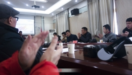 2018阜阳市新闻网对春运主题采风活动