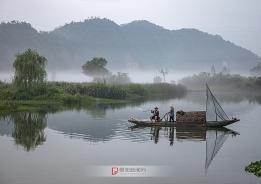 渔家建德下涯村