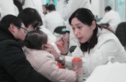 【民生医院摄影赛】  白衣天使