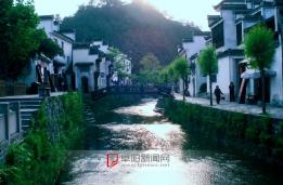 龙川-新安江之源