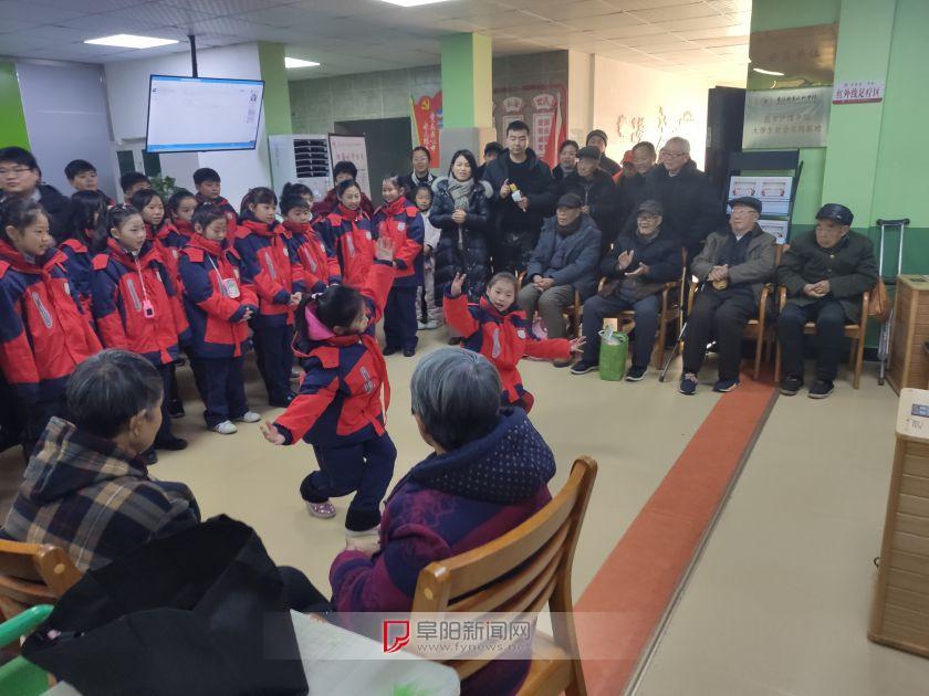 蓮池社區舉辦元旦敬老活動