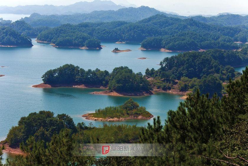 浙江规模最大的人工湖,相当于90个西湖大小,杭州出发只要46分钟 ...