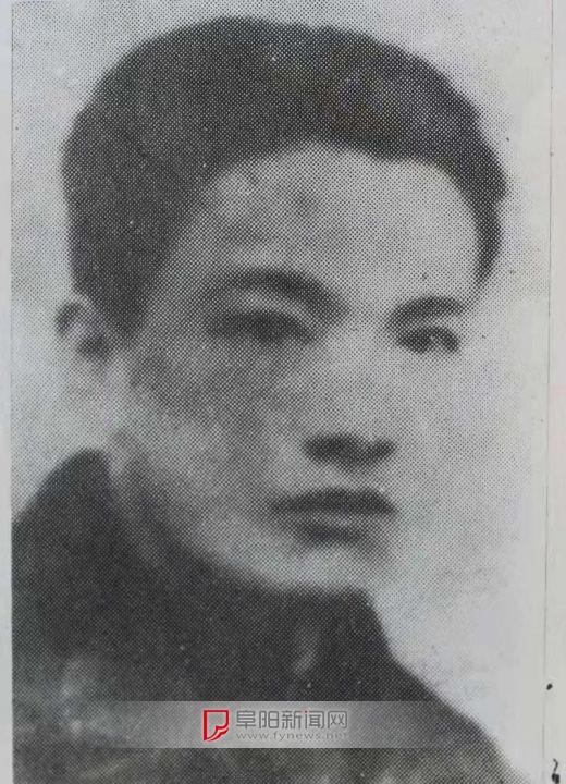1925年,阜陽第一個黨小組成立
