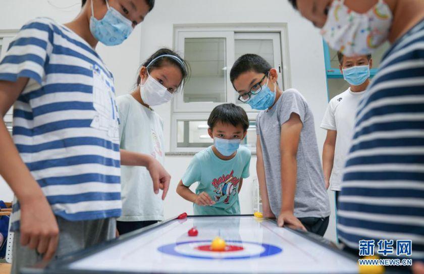北京暑期托管7月19日正式開啟